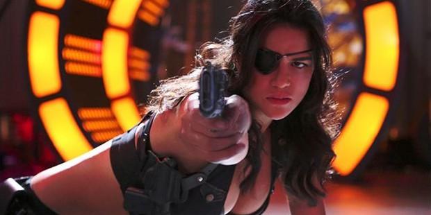 Michelle Rodriguez-machete