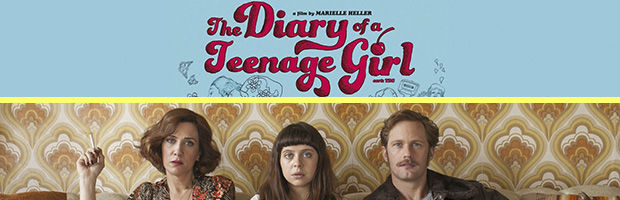 The Diary of a Teenage Girl-estreno