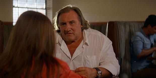 Gerard Depardieu en Valley of Love