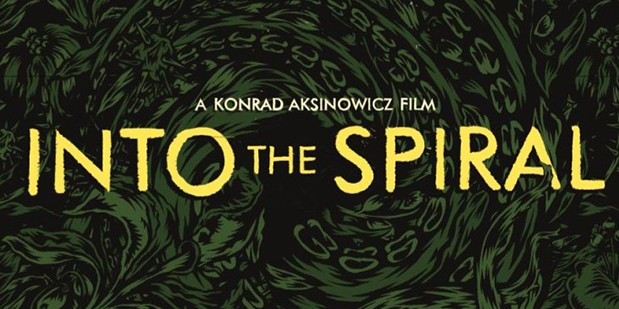 Póster de Into the Spiral
