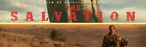The Salvation-portada