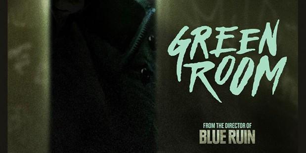 Póster de Green Room