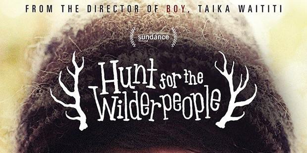 Póster de Hunt for the Wilderpeople póster
