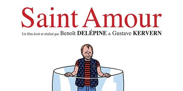 Póster de Saint Amour