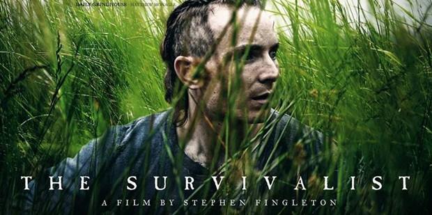Póster de The Survivalist