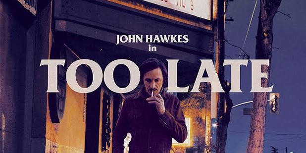 Póster de Too Late