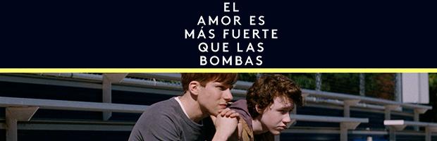 El amor es mas fuerte que las bombas-estreno