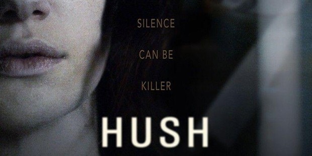 Póster de Hush