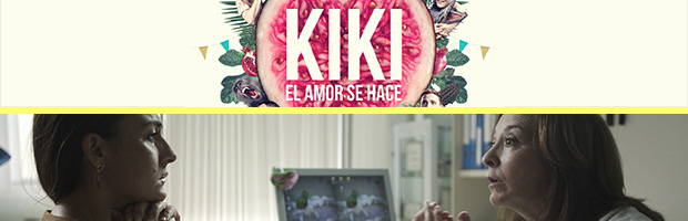 Kiki el amor se hace-estreno