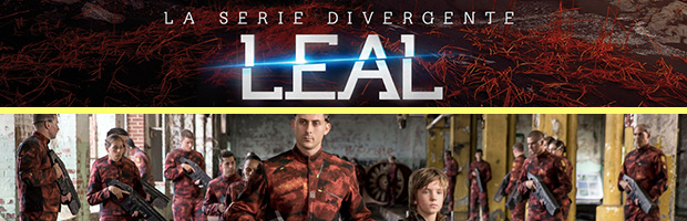 La serie divergente-leal-estreno