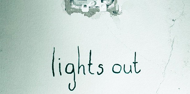 Lights Out-poster