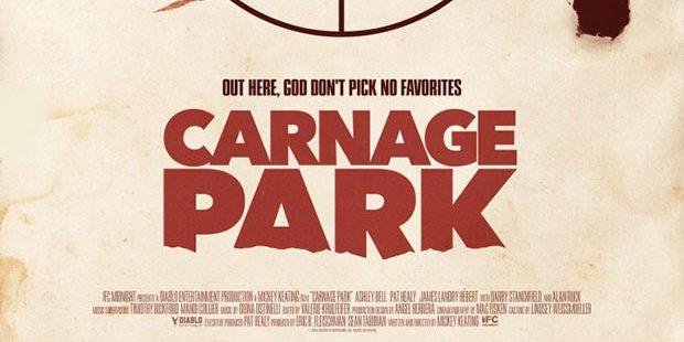Póster de Carnage Park