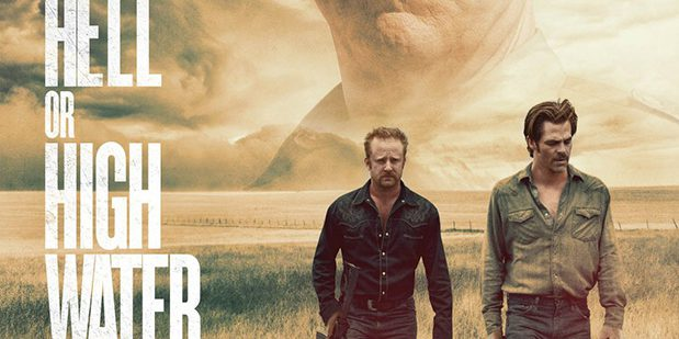 Póster de Hell or High Water