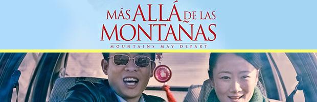 Mas alla de las montañas-estreno