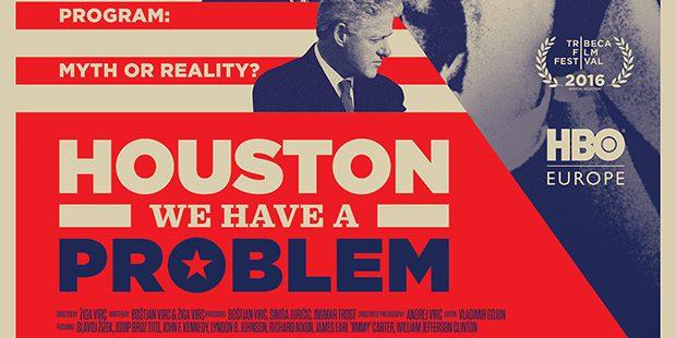 Póster de Houston, We Have a Problem!