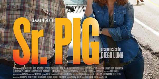 Póster de Mr. Pig