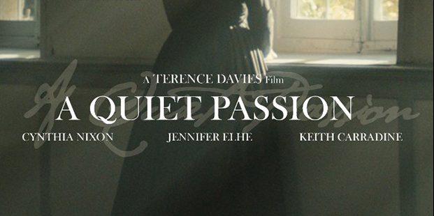 Teaser póster de A quiet passion