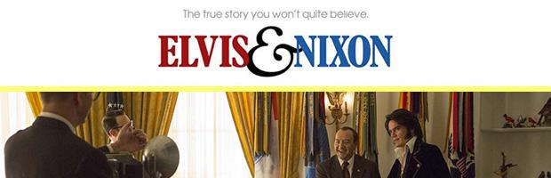 Elvis y Nixon-estreno