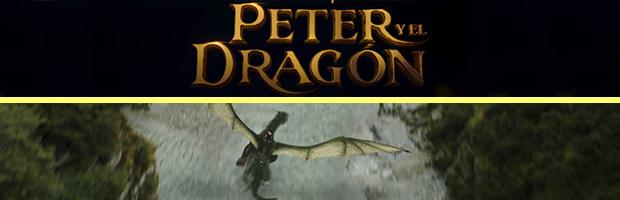 Peter y el dragón-estreno