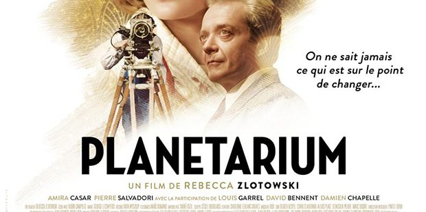 Póster de Planetarium