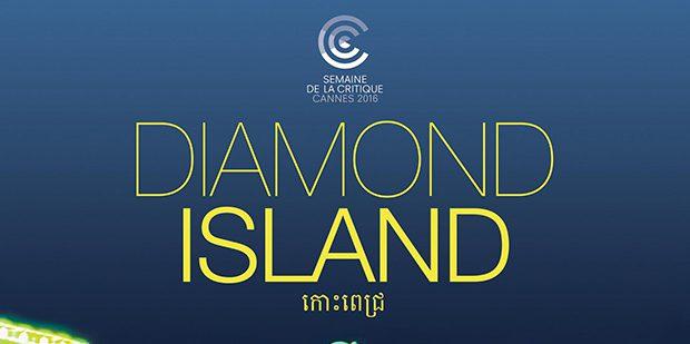 Póster de Diamond Island