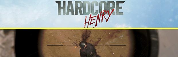 Hardcore Henry-estreno