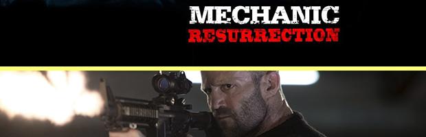 Mechanic Resurrection-estreno