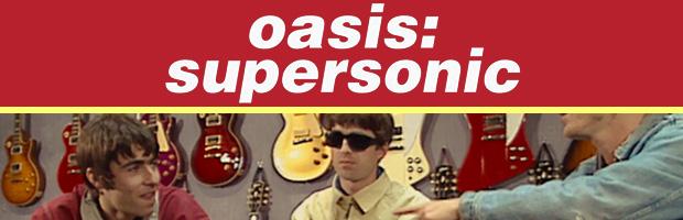 Oasis supersonic-estreno