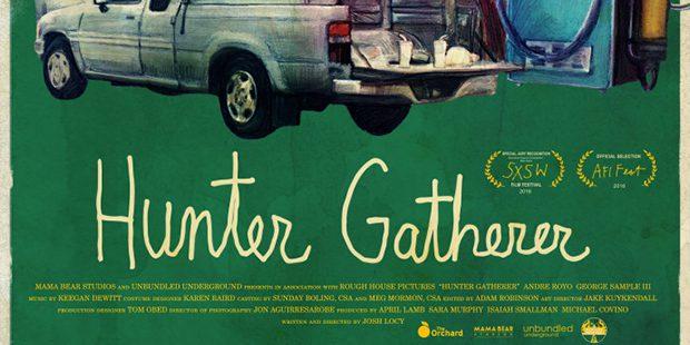 Póster de Hunter Gatherer