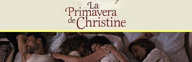 La primavera de Christine-estreno