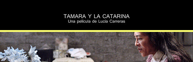 Tamara y la catarina-estreno