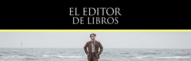 El editor de libros-estreno
