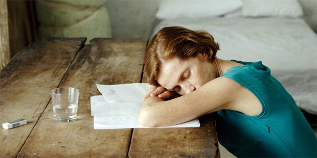 Isabelle Huppert-Villa Amalia