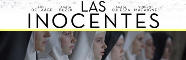 Las inocentes-estreno
