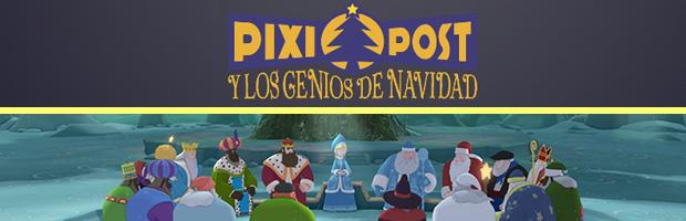 Pixi post-estreno