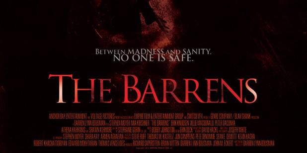Póster de The Barrens