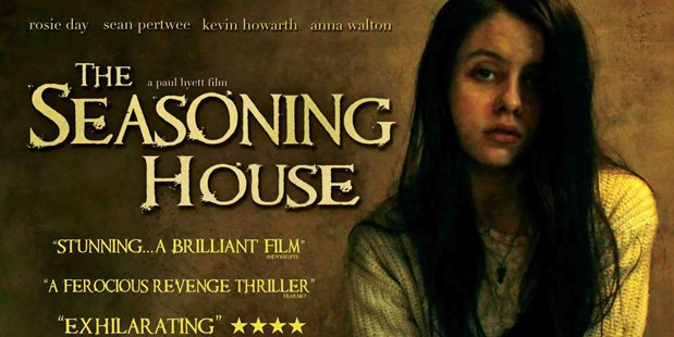 Póster de The Seasoning House