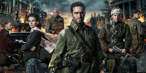 Póster de Stalingrad