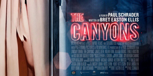Póster de The Canyons