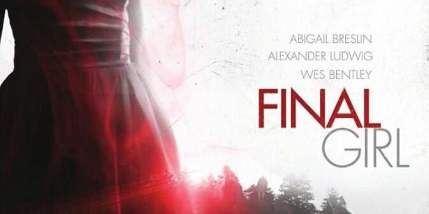 Teaser póster de Final Girl