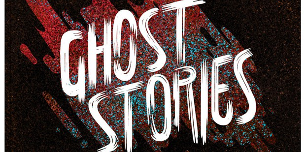 Póster-promo de Ghost Stories