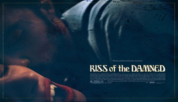 Póster de Kiss of the Damned