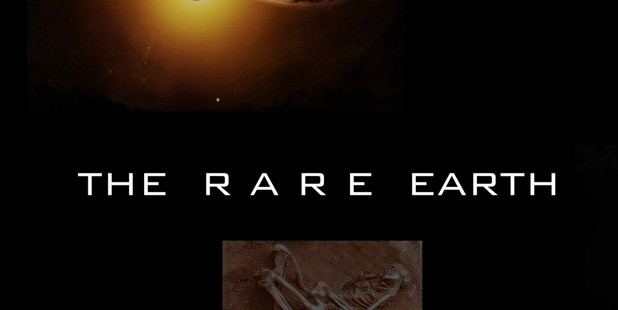 Fundraising póster de The Rare Earth