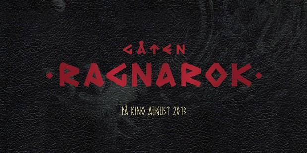 Teaser póster de Ragnarok