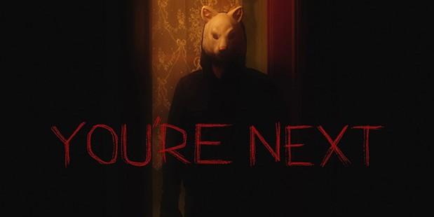 Póster de You're Next