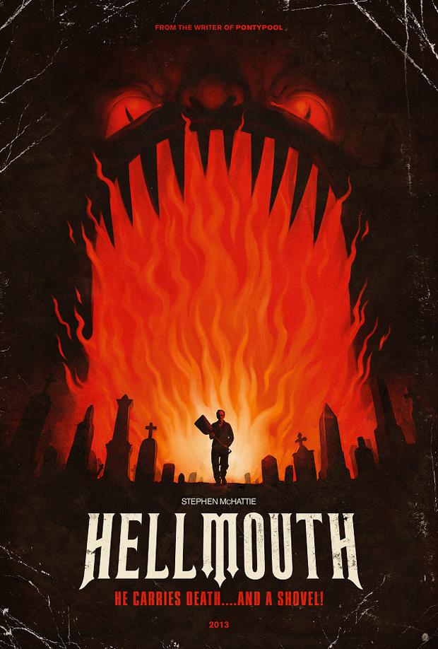 Póster de Hellmouth