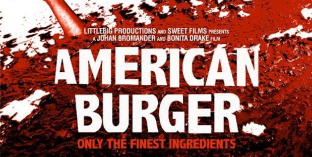 Póster de American Burger