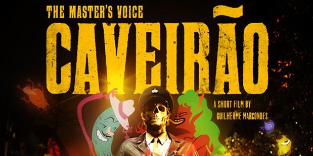 Teaser póster de Caveirão
