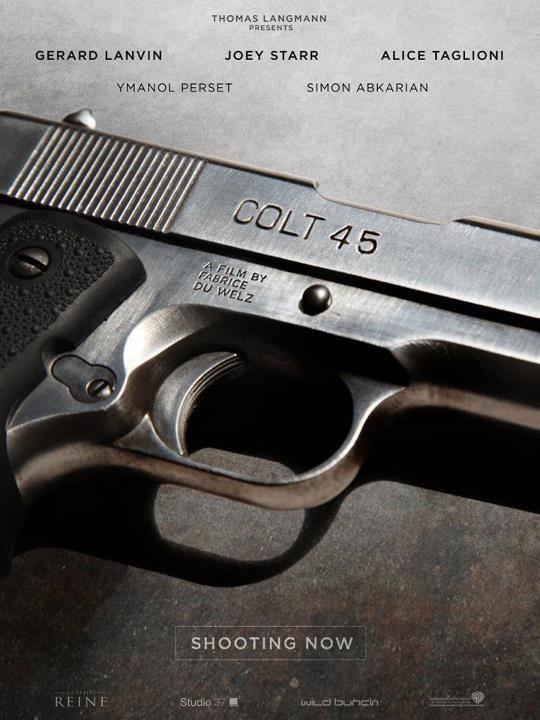 Teaser póster de Colt 45