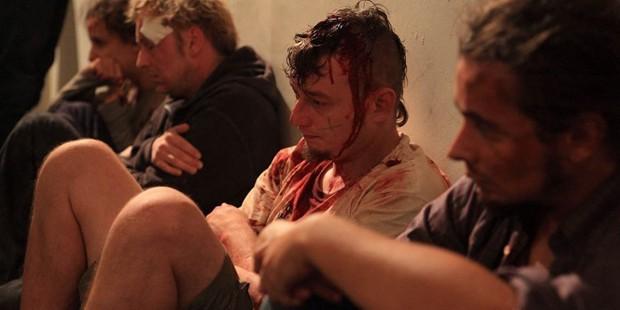 Diaz: No limpiéis esta sangre